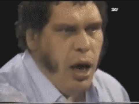 Hulk Hogan's Andre The Giant Blumpkin Story (October 2, 2006)