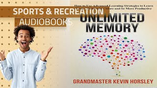 Top 10 Sports & Recreation Audiobooks 2019, Starring: Unlimited Memory: How to Use Advanced Learning
