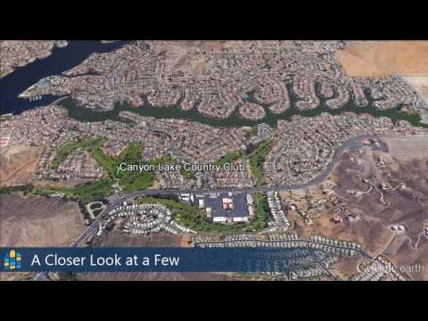 Investment Lots in Canyon Lakes, CA
