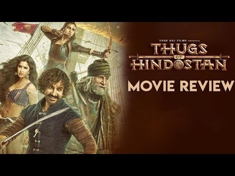 Thugs Of Hindostan - Official Movie Review  - Amitabh Bachchan - Aamir Khan