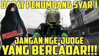 Video Bawa Penumpang SYAR'I Naik Motor Sport | Bro Omen MP3, 3GP, MP4, WEBM, AVI, FLV Februari 2019