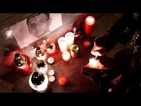 Κατηγορίες σε τρεις για τη δολοφονία του Σλοβάκου δημοσιογράφου Κούτσιακ…