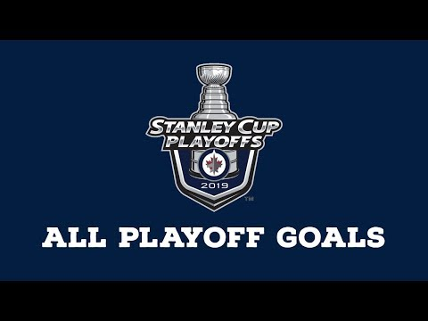 Winnipeg Jets | Every Goal From 2019 Playoffs