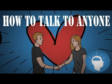 Tricks on how to talk to anyone