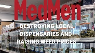 Medmen Marijuana Dispensaries. Lying. Cheating. Stealing. And a Threat to Local Cannabis. by  Weeats Reviews