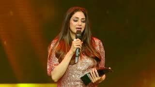 Video India's only female superstar Sridevi's last award as Style Legend Award at HT Fashion Awards 2018 MP3, 3GP, MP4, WEBM, AVI, FLV Juni 2019