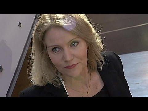 Δανία: Τελευταία εμφάνιση στο κοινοβούλιο της πρωθυπουργού που «ξελόγιασε» τον Ομπάμα
