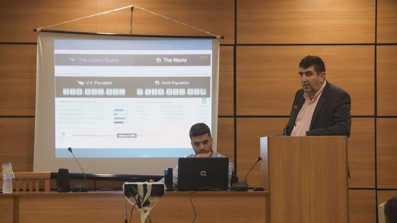 Διάλεξη σε μαθητές του Ναυπλίου για την ασφάλεια στο διαδίκτυο