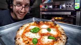 My Neapolitan Pizza Oven Actually Works ! (part 3) by Alex French Guy Cooking