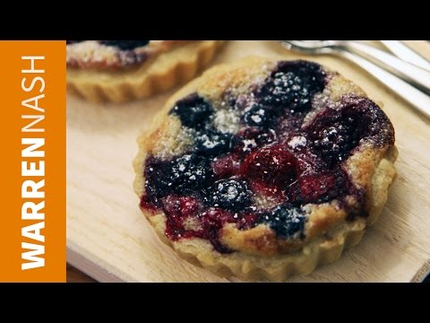 Fruit Tart Recipe with Summer Fruits – Sweet & Tasty – Recipes by Warren Nash
