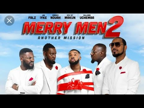 MERRY MEN 2 latest nollywood movie 2020 | Another Mission (PLEASE SUBSCRIBE)