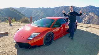 THE MOST EXCITING AND DANGEROUS LAMBORGHINI EVER!! by Vehicle Virgins