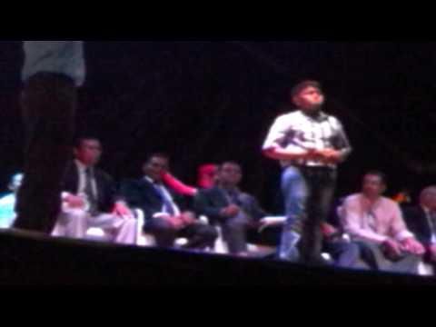 Concurso de louvor em Anapu Hugo Sena