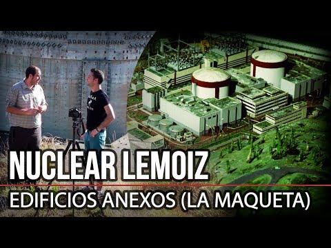 Central Nuclear de Lemoiz: Reportaje 'Antiguos edificios abandonados'.