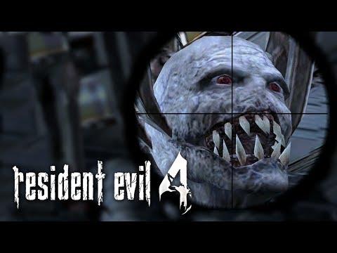 RESIDENT EVIL 4 - #19: TERROR!
