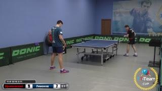 Брояковский В. vs Лимонов А.