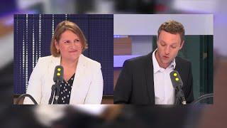 """Video Bilan des cent jours de Macron : """"Il reste encore beaucoup de flou"""", regrette Valérie Rabault MP3, 3GP, MP4, WEBM, AVI, FLV Agustus 2017"""