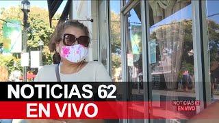Cero tolerancia para quienes no usen tapabocas – Noticias 62 - Thumbnail