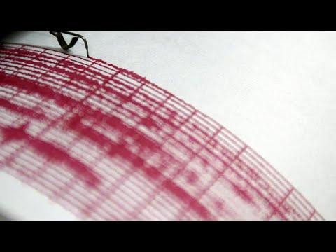 Ισχυρός σεισμός 5,4 νοτιοδυτικά της Πύλου