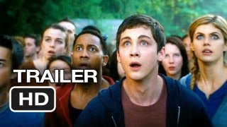 Percy Jackson Sea Of Monsters Official Trailer 2 2013  Logan Lerman Movie HD