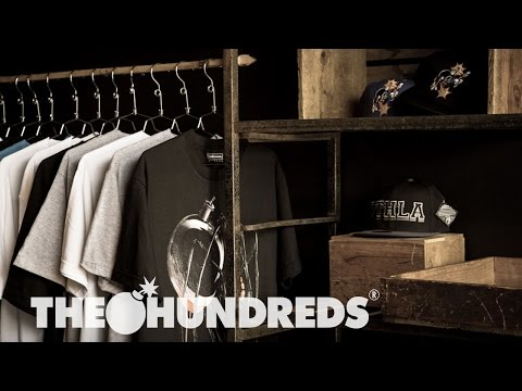 0 The Hundreds x The Seventh Letter: Ewok | Video