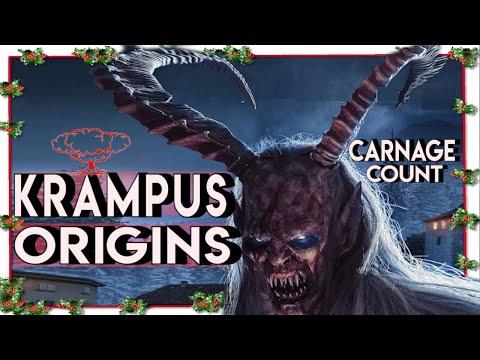 Krampus Origins (2018) Carnage Count