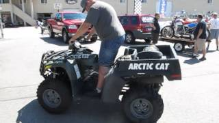 7. 2005 ARCTIC CAT 500 AUTOMATIC MOTOR AND PARTS FOR SALE ON EBAY