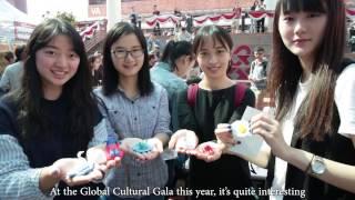 Global Cultural Gala (2016/11/2-3)