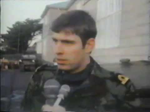 Prince Andrews' Interview From The Falklands