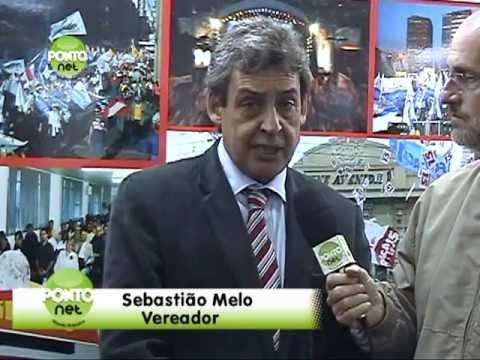 Homenagem à Luiz Fernando Záchia, ex-presidente do PMDB de Porto Alegre - RS.