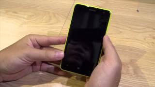 Tinhte.vn - Trên tay Lumia 625 chính hãng