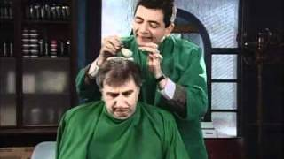 Mr Bean - Hair by Mr  Bean of London 1995 clip1