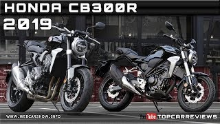 3. 2019 HONDA CB300R Review Rendered Price Specs Release Date