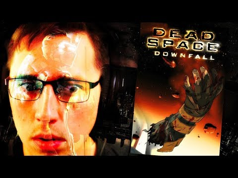 REACTING to Dead Space: Down fall for the FIRST time..