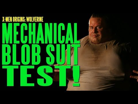 X Men Origins: Wolverine - Creating movement from a mass of foam rubber is the key to suit building. In X-MEN ORIGINS: WOLVERINE we tried something new--a mechanical fat suit. It's som...