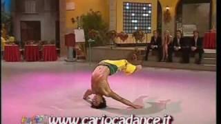 Carioca Dance Ballett - Show De Capoeira Com Bruno Cassiano E Davids, Telelombardia Milano