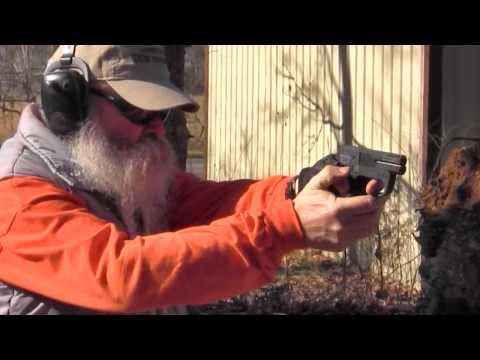 Shooting the Two-Shot 45 ACP/9x19mm Convertible Derringer from DoubleTap Defense.- Gunblast.com