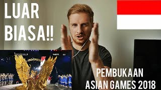 Video PEMBUKAAN ASIAN GAMES 2018 JAKARTA (OPENING CEREMONY) // REACTION MP3, 3GP, MP4, WEBM, AVI, FLV Agustus 2018