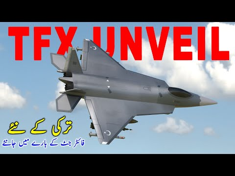 The TF-X (Turkish Fighter – Experimental)...