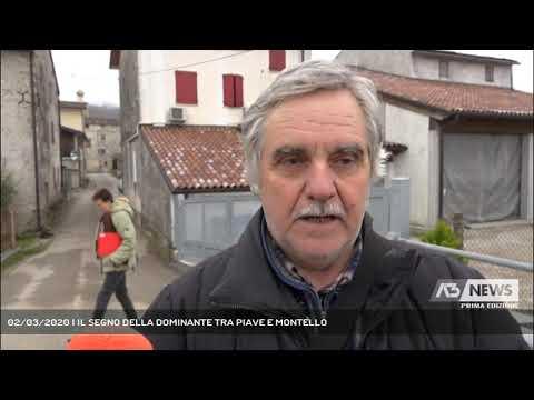 02/03/2020   IL SEGNO DELLA DOMINANTE TRA PIAVE E MONTELLO