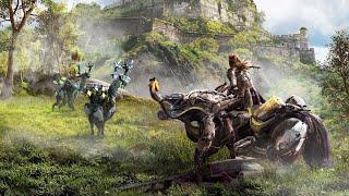 Horizon: Zero Dawn Movie - Robot Dinosaur World
