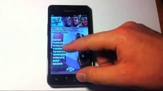 GTA 5 FanApp YouTube video