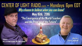 """""""The Emergence of the World Teacher and the Promise of the Future"""""""