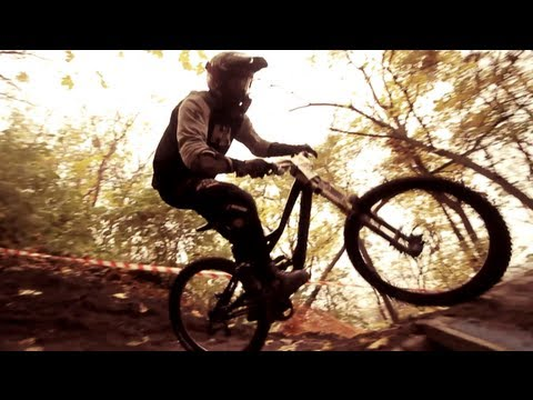Downhill MTB Race in Ukraine – Red Bull Big Duel 2012