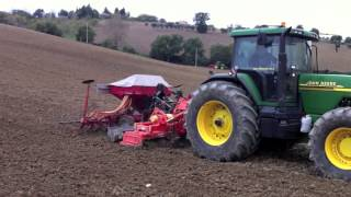 Video Semina grano 2012 con John Deere 8310 + 6830 MP3, 3GP, MP4, WEBM, AVI, FLV November 2017
