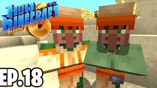 IT'S FINALLY READY!!  H6M  Ep.18 How To Minecraft Season 6 (SMP)