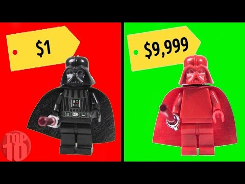 10 Childhood Toys That Are Now Worth A Fortune (Do YOU Own Any?)