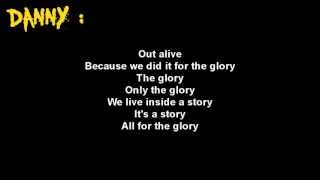 Hollywood Undead - Glory [Lyrics]