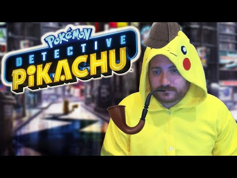 Pokemon: Detective Pikachu Review - Movie Podcast