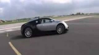 Bugatti vs BMW Crash Live